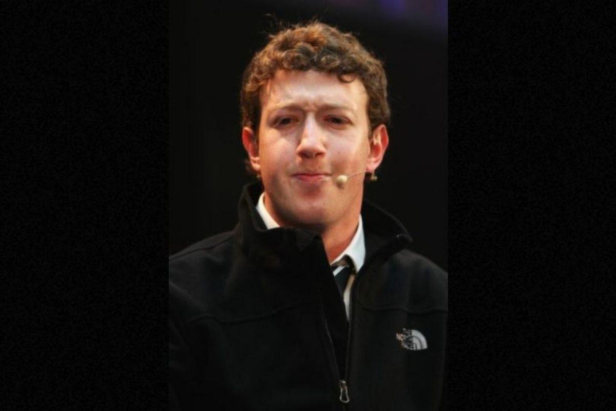 Mark en una conferencia en enero de 2009. Foto:Getty Images. Imagen Por:
