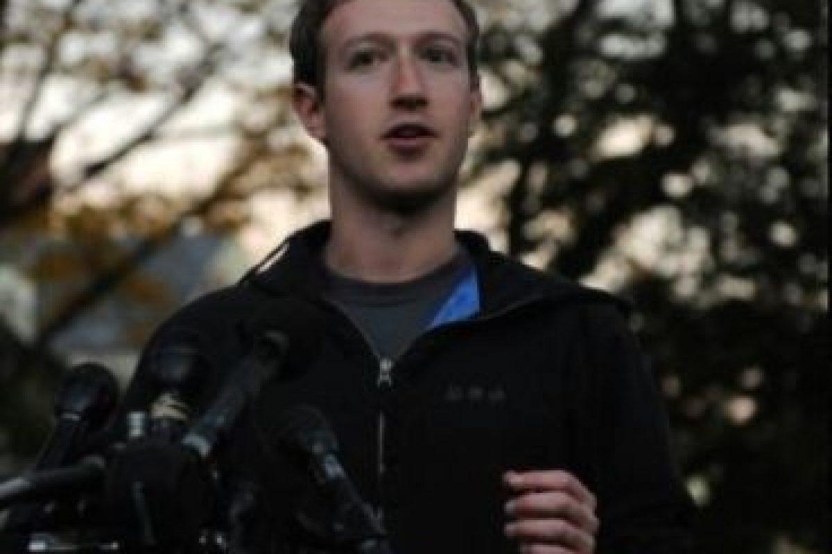 Durante una conferencia de prensa en noviembre de 2011. Foto:Getty Images. Imagen Por: