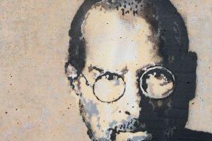 Steve Jobs fue el fundador de Apple. Foto:vía banksy.co.uk. Imagen Por: