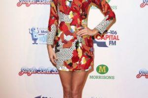 3. Se dice que la cantante aseguró sus piernas en 40 millones de dólares. Foto:Getty Images. Imagen Por: