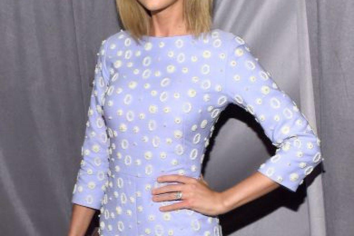 """10. En 2012, el sitio """"Hollywood Life"""" indicó que Taylor se había operado sus senos. Foto:Getty Images. Imagen Por:"""