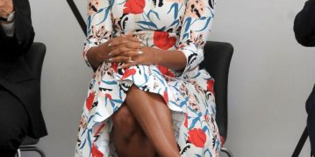 Los 20 mejores looks de Michelle Obama en 2015