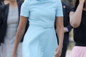 Este rememora mucho a Jacqueline Kennedy. Foto:Getty Images. Imagen Por:
