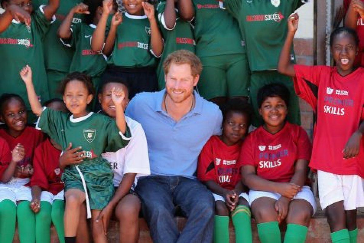 2015- Durante su gira por Sudáfrica Foto:Getty Images. Imagen Por: