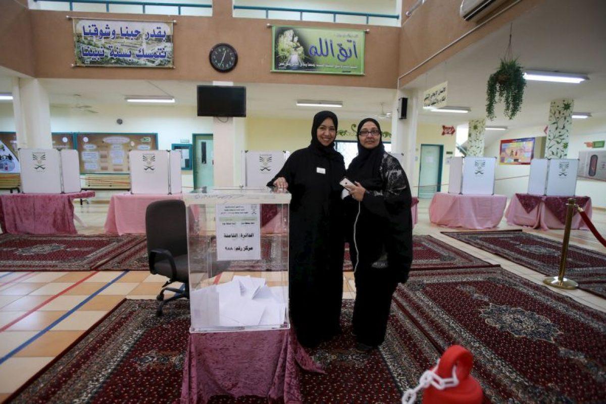 Las mujeres pudieron votar en unas elecciones locales. Foto:Getty Images. Imagen Por: