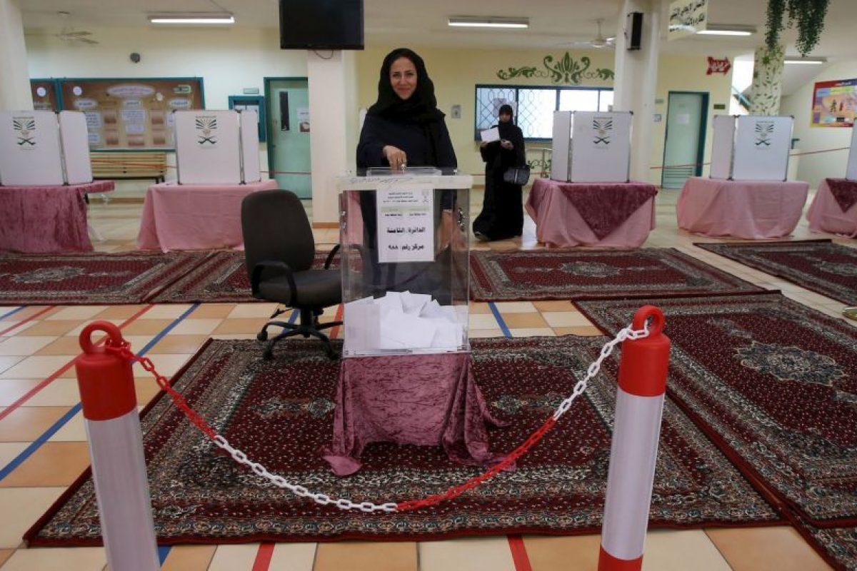 Según BBC, las mujeres solo representan el 20% de los 500 mil electores registrados en el país. Foto:Getty Images. Imagen Por: