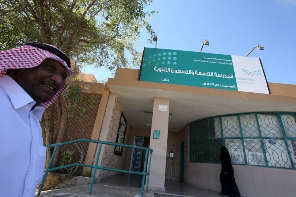 Los únicos dos estados en el mundo en los que las mujeres no pueden votar son Arabia Saudita y El Vaticano. Foto:Getty Images. Imagen Por: