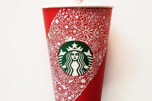 Hace un mes algunos también se quejaron de que el nuevo vaso era solo rojo y no tenía diseños navideños. Foto:Vía Instagram.com/Starbucks. Imagen Por: