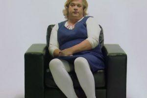 Stefonknee Wolschtt tiene 46 años. Foto:vía Transgender Project. Imagen Por: