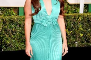 Lana del Rey, como la sirenita de una telenovela de los 70. Foto:vía Getty Images. Imagen Por: