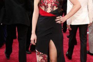 Lorelei Linklater quería imitar a Rose McGowan cuando era novia de Marilyn Manson. Así no. Foto:vía Getty Images. Imagen Por: