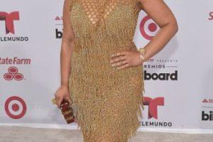 Dasha Polanco debería aprender un poco de Christina Hendricks y vestir con más elegancia un cuerpo como el suyo, que de por sí tiene curvas magníficas. Foto:vía Getty Images. Imagen Por: