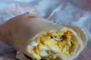Gancho en el burrito. Foto:vía EpicFail. Imagen Por: