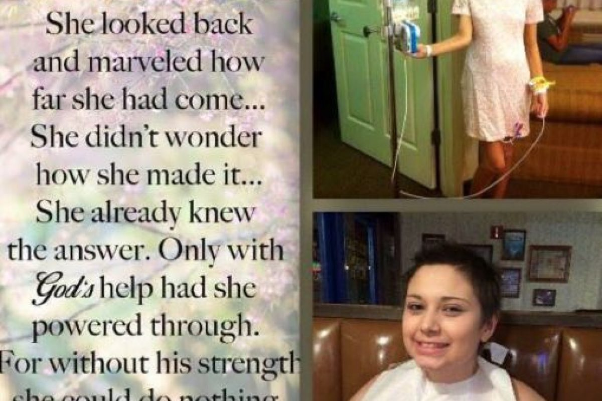 """""""Mi hija está llorando porque le hicieron esto"""". Foto:vía Facebook/Team Nicole. Imagen Por:"""