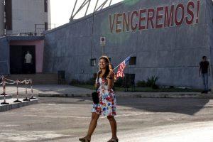El pasado 17 de diciembre de 2014, el presidente de Estados Unidos, Barack Obama y el presidente de Cuba, Raúl Castro anunciaron el restablecimiento de las relaciones diplomáticas de ambos países. Foto:AFP. Imagen Por: