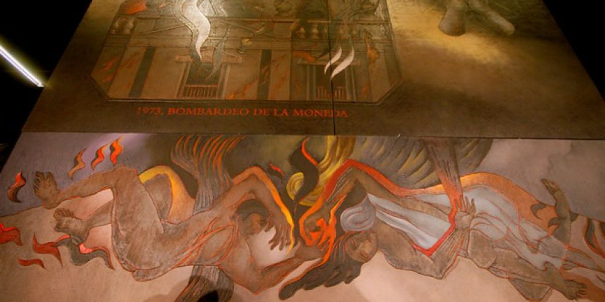 Metro relanza mural de Mario Toral en homenaje a víctimas del Caso Quemados