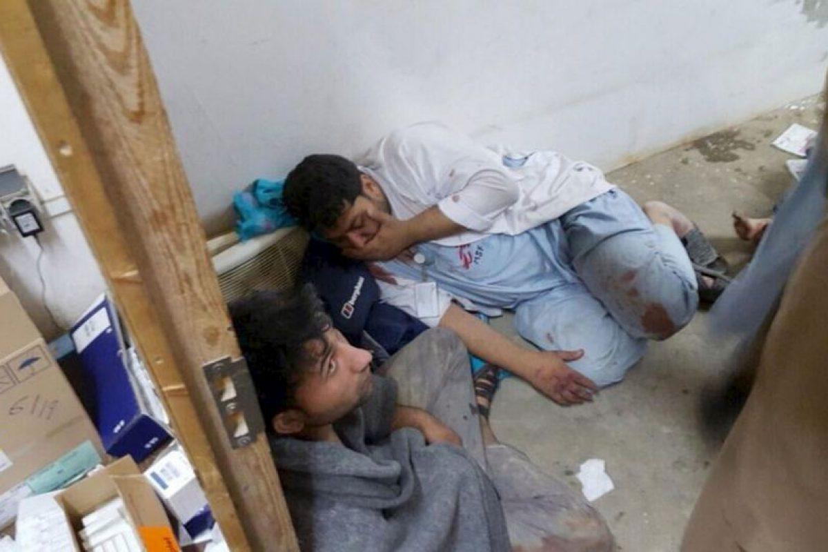 El presidente de Estados Unidos, Barack Obama, llamó a la presidenta de Médicos Sin Fronteras (MSF) para disculparse por el bombardeo contra el hospital en Afganistán. Foto:AP. Imagen Por: