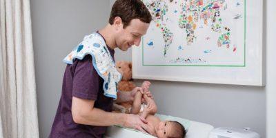 Fotos: Mark Zuckerberg y su rol de CEO de Facebook, padre y esposo