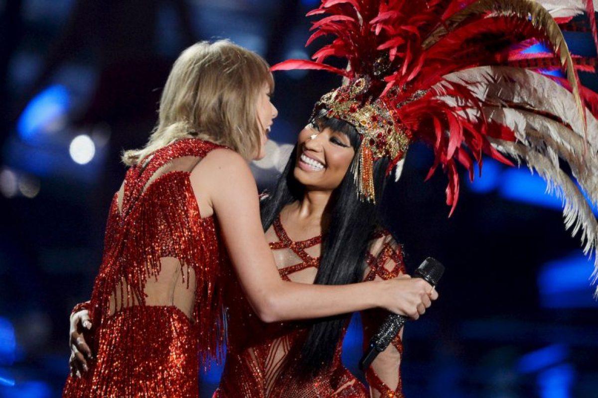 Nicki Minaj… Foto:Getty Images. Imagen Por: