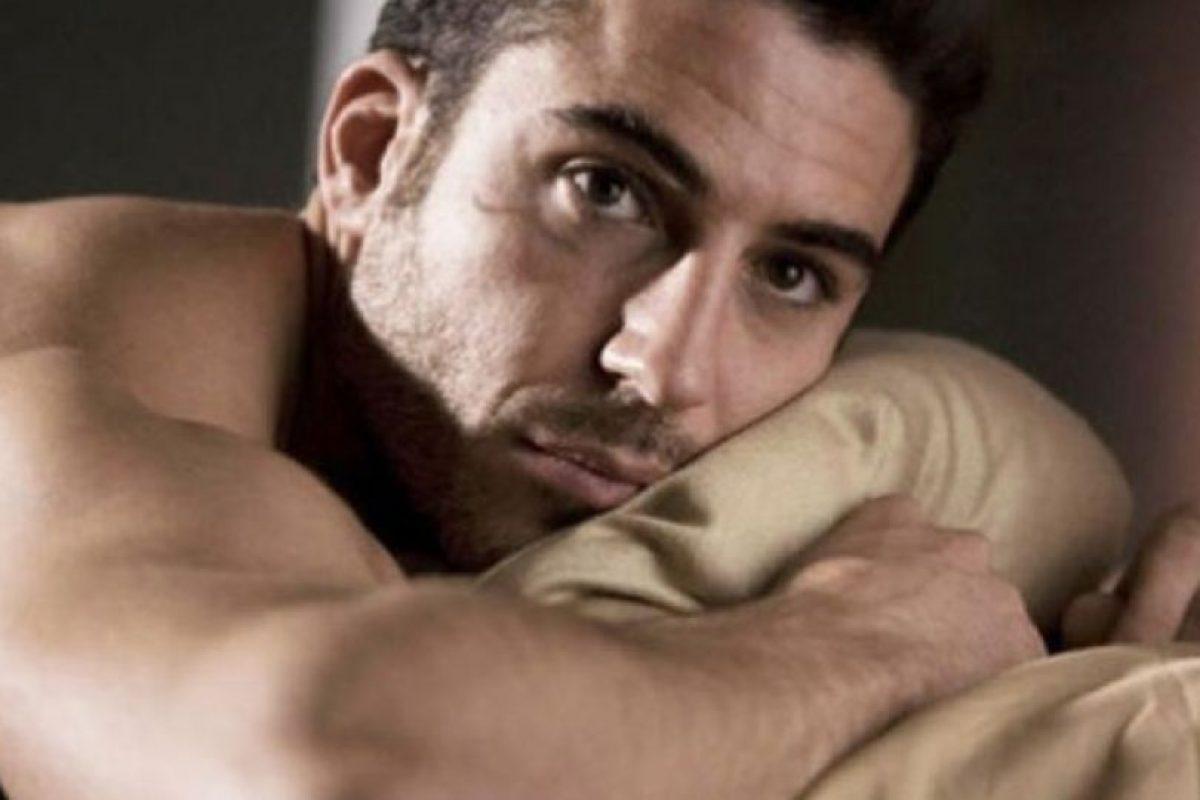 """Miguel Ángel Silvestre interpreta a """"Lito Rodríguez"""" en la serie de Netflix """"Sense8"""" Foto:vía Netflix. Imagen Por:"""