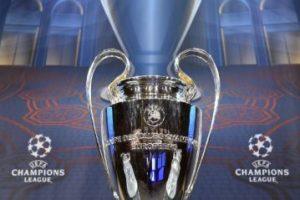 Este lunes se celebró el sorteo de octavos de final de la Champions League, en la sede de la UEFA en Nyon, Suiza. Foto:AFP. Imagen Por: