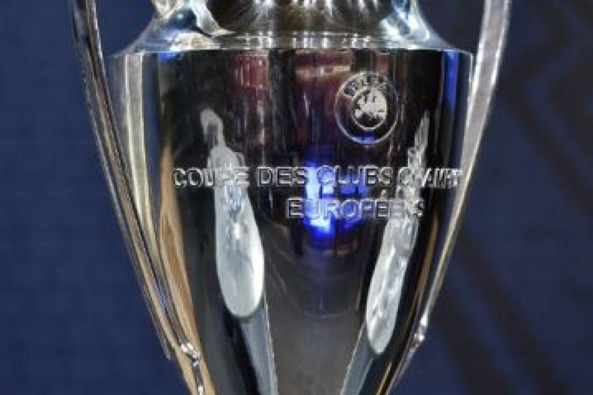 Así se enfrentarán los equipos de la Champions League en la fase de octavos Foto:AFP. Imagen Por: