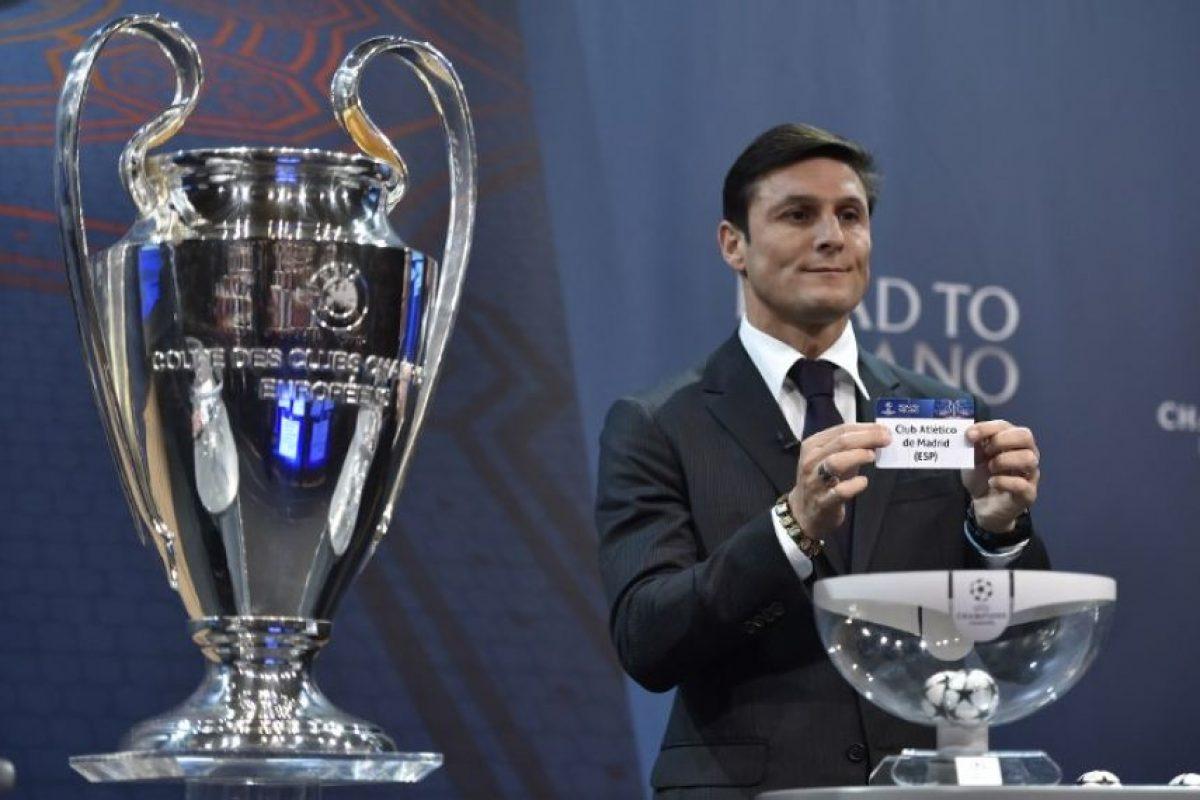 La final se disputará en el estadio Giuseppe Meazza, también conocido como Estado de San Siro, en Italia, el 28 de mayo. Foto:AFP. Imagen Por: