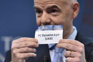 Dynamo Kiev – Manchester City Foto:AFP. Imagen Por: