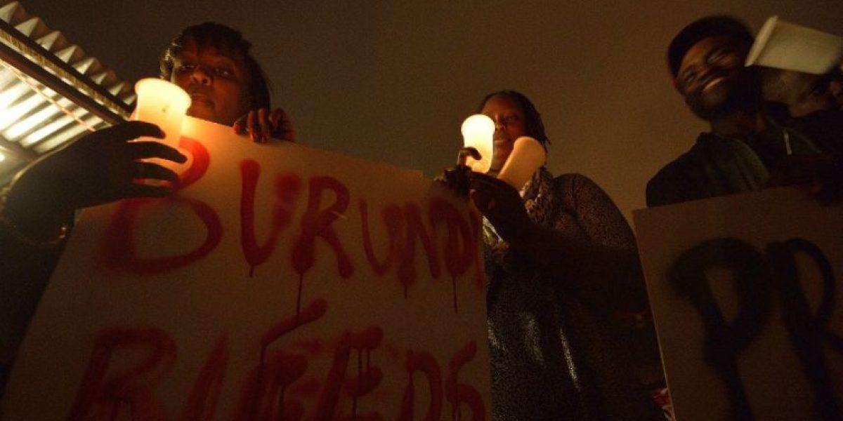 Impactante: la capital de Burundi amanece llena de cadáveres