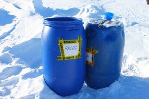 Hay basureros especiales para las heces Foto:Jaime Liencura / Publimetro. Imagen Por: