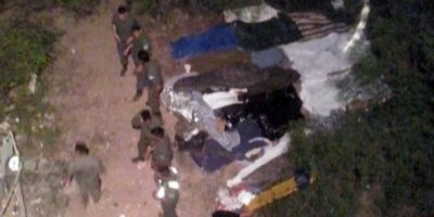 Argentina: ya son 41 los muertos al desbarrancar un bus con gendarmes