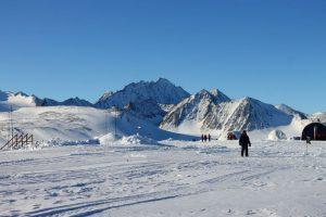 Vista de la base Foto:Jaime Liencura / Publimetro. Imagen Por: