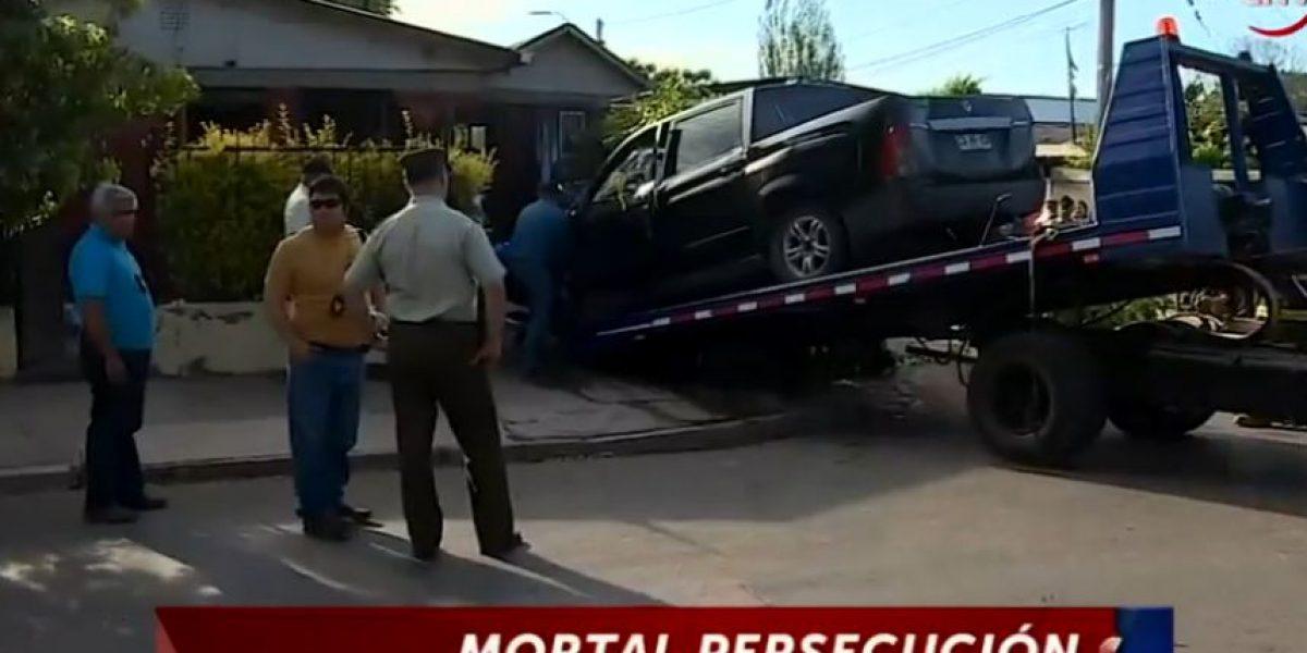 Cerro Navia: hombre de 84 años fallece tras perseguir a autores de un robo