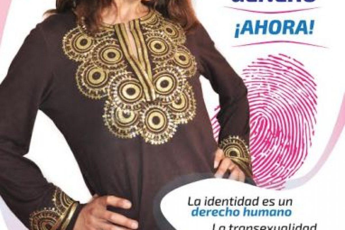 """Foto:Campaña """"Chile Trans"""". Imagen Por:"""
