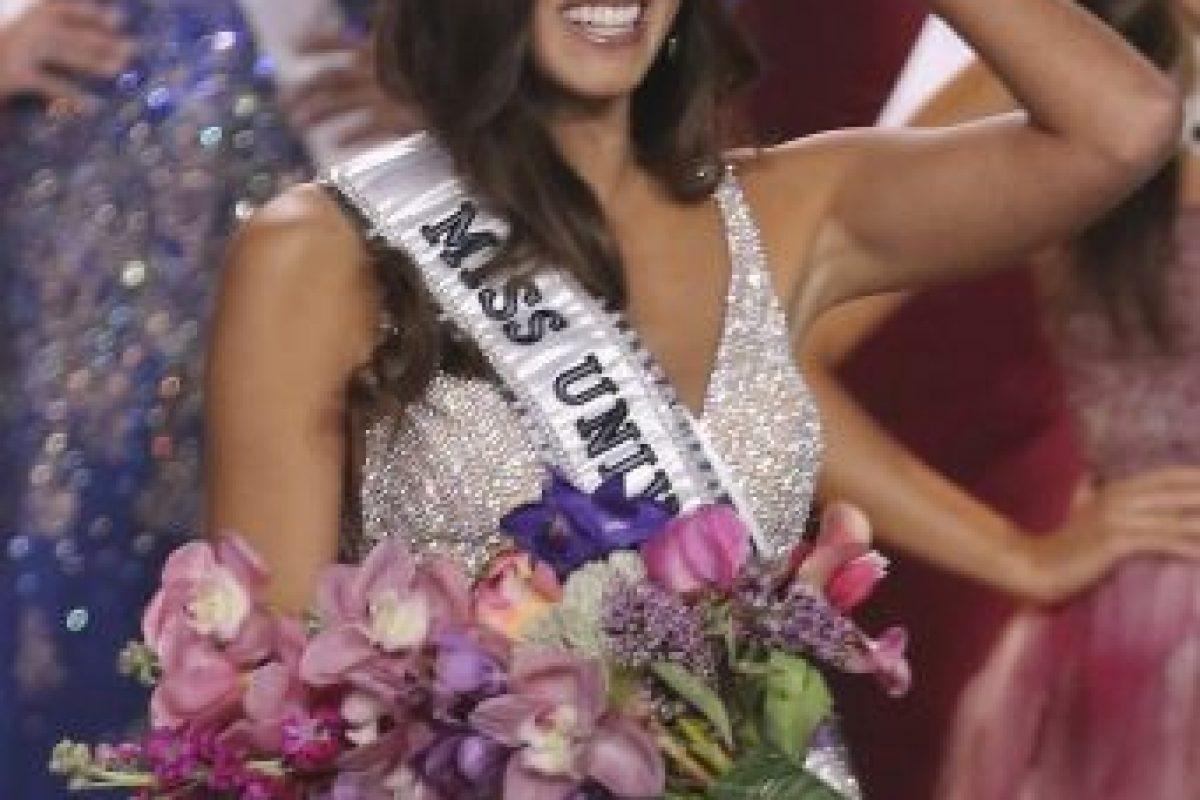 El 25 de enero, Paulina Vega ganó el certamen de Miss Universo. Foto:Getty Images. Imagen Por: