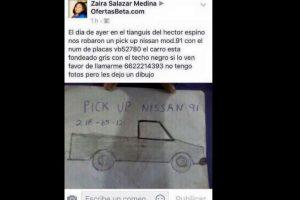 Zaira Salazar Medina pareció ser víctima de los trolls. Pero solamente consiguió una camioneta nueva. Foto:vía Facebook. Imagen Por: