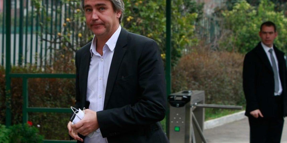 Fulvio Rossi vuelve al Congreso tras operación de cáncer a la tiroides