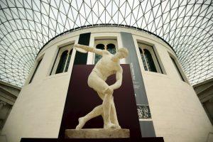 3. Museo Británico, en Londres, Reino Unido Foto:Getty Images. Imagen Por: