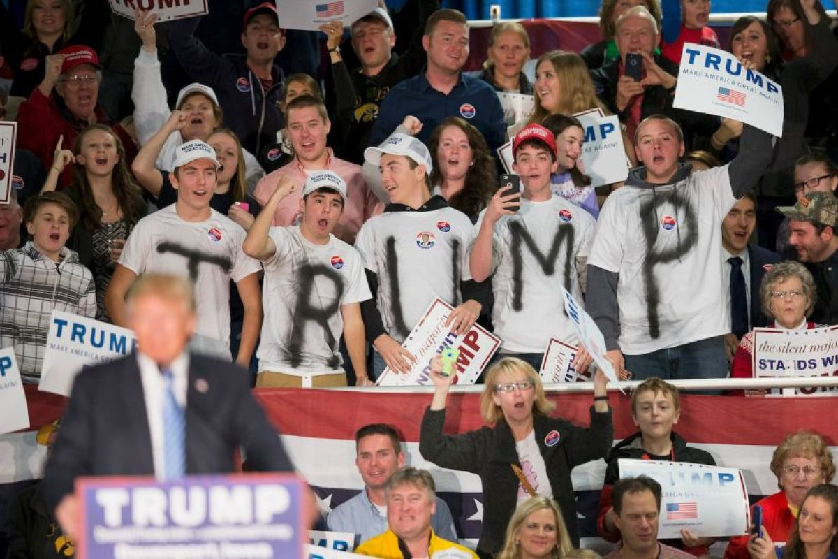 La semana pasada el político propuso no permitir la entrada a Estados Unidos de ningún musulmán. Foto:Getty Images. Imagen Por: