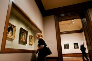 9. Galería Nacional de Arte, en Washington DC, Estados Unidos Foto:Getty Images. Imagen Por: