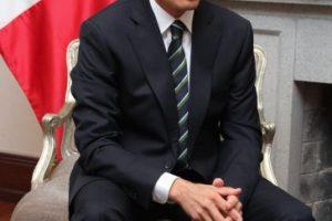"""¿En qué se entretiene un presidente? """"Suelo correr y hacer ejercicio"""". Foto:Nicolás Corte / Publimetro México. Imagen Por:"""