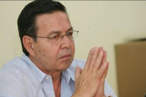 Fue presidente de Honduras y de la Federación Hondureña de Fútbol Foto:Getty Images. Imagen Por: