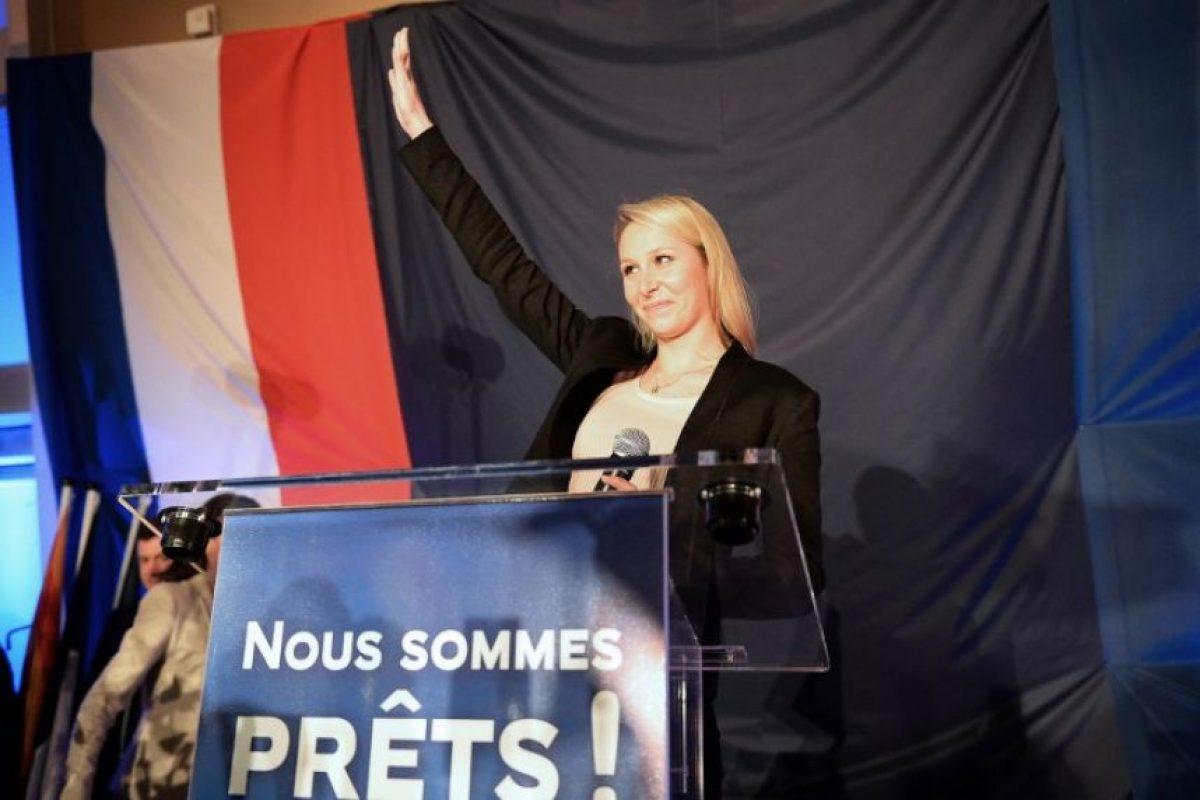 Las elecciones regionales fueron celebradas este domingo en Francia Foto:AFP. Imagen Por:
