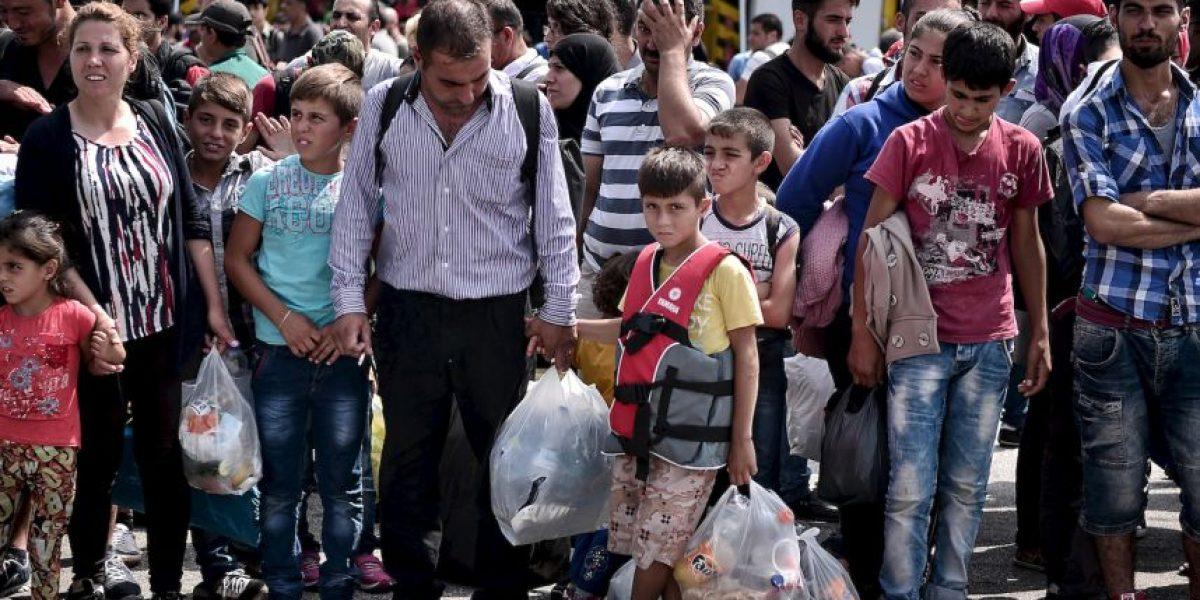 Esta son las historias humanas de los sirios que llegan a Canadá de refugiados