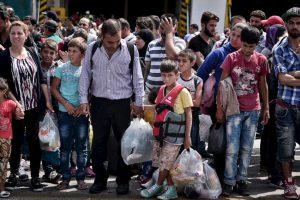 Uno de los países que más refugiados ha recibido ha sido Alemania. Foto:AFP. Imagen Por: