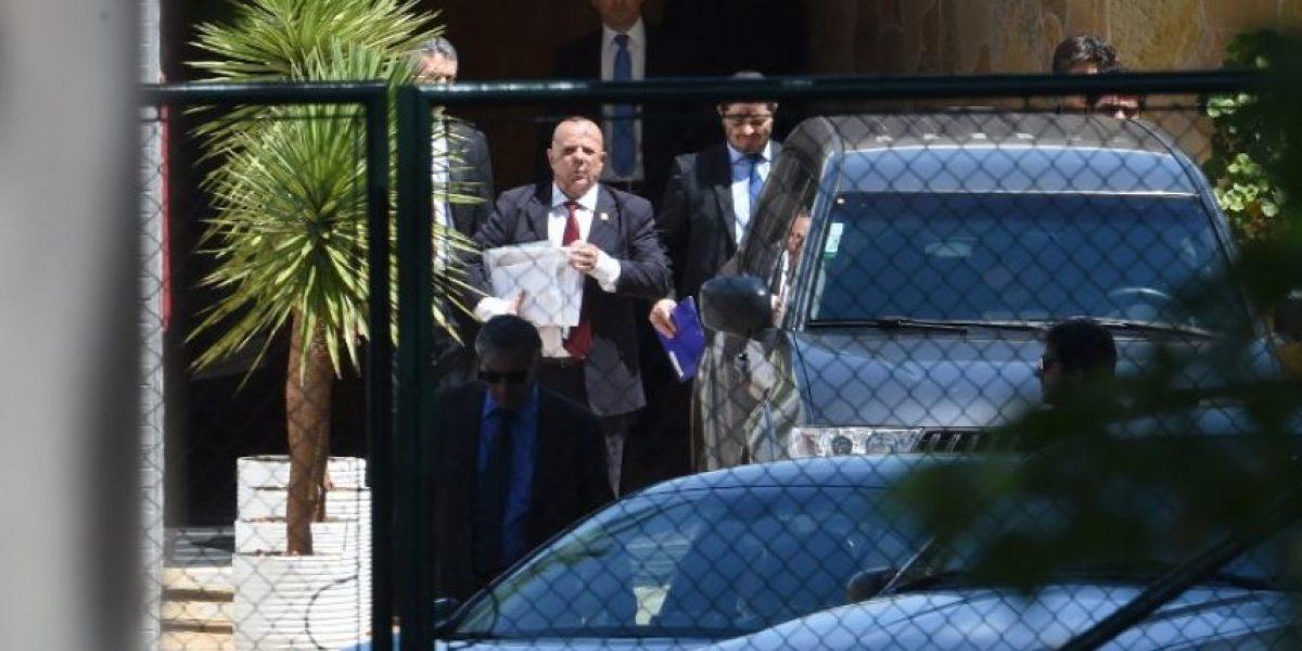 Policía allana domicilio de jefe de Diputados en Brasil
