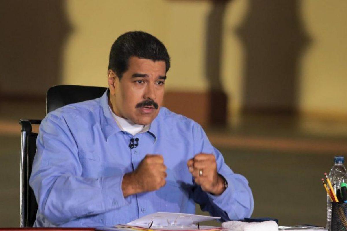 Nicolás Maduro en 2015 Foto:Facebook.com/NicolasMaduro. Imagen Por: