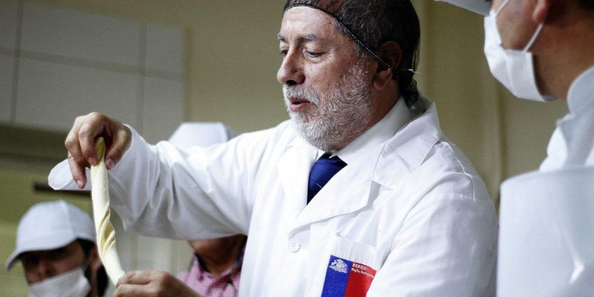 Autoridad sanitaria fiscalizó a productoras de pan de pascua y pasteles