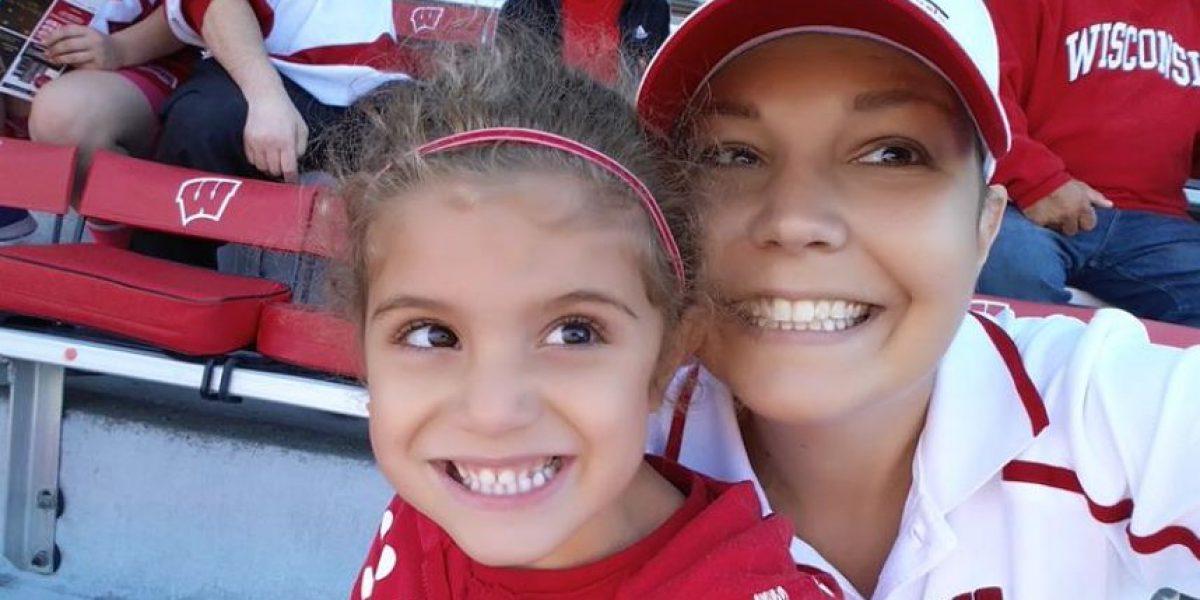 Falleció madre con cáncer que escribió cartas para todos los momentos importantes de su hija