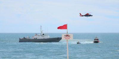 Con ceremonia en Viña del Mar la Armada dio el vamos a temporada de playas 2016